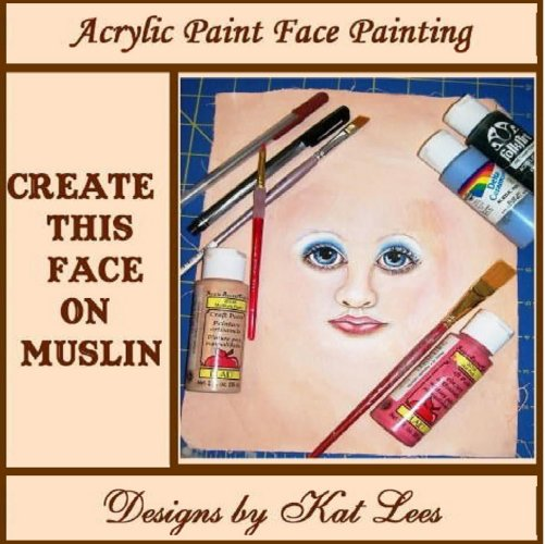 Acrylic Face Painting Class