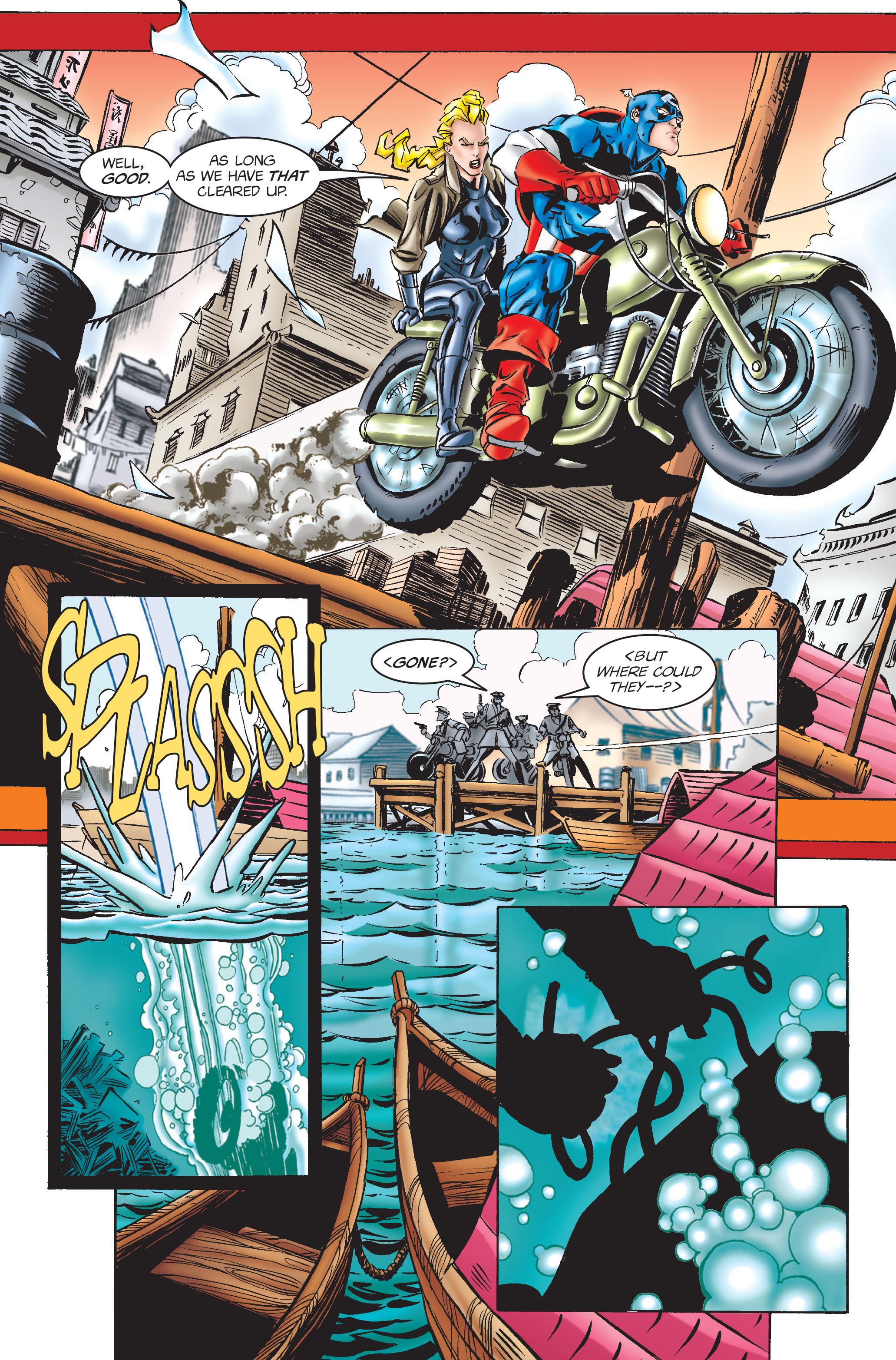 Captain America (1968) Issue #454 #411 - English 7