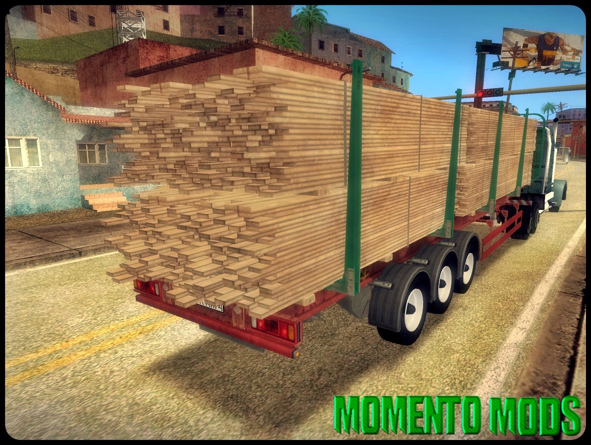 GTA SA - Pack De Trailers