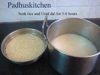 Idli recipe