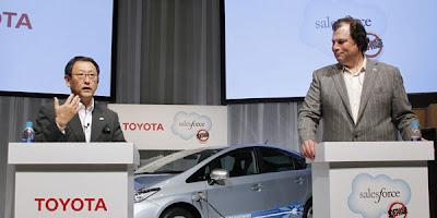 Jejaring Sosial khusus Pemilik Mobil Toyota