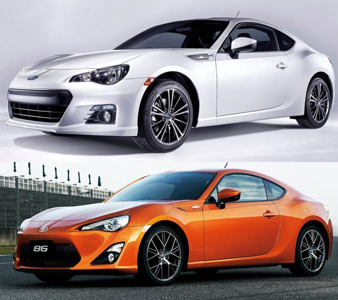 Auto Agenda: Toyota GT-86 / Subaru BRZ: Vero Granturismo!