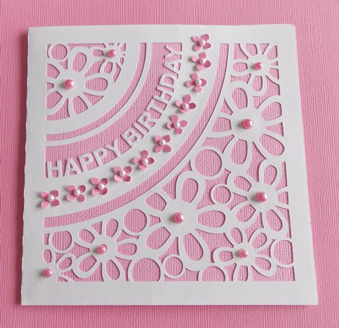 daily grace creations my silhouette cameo card