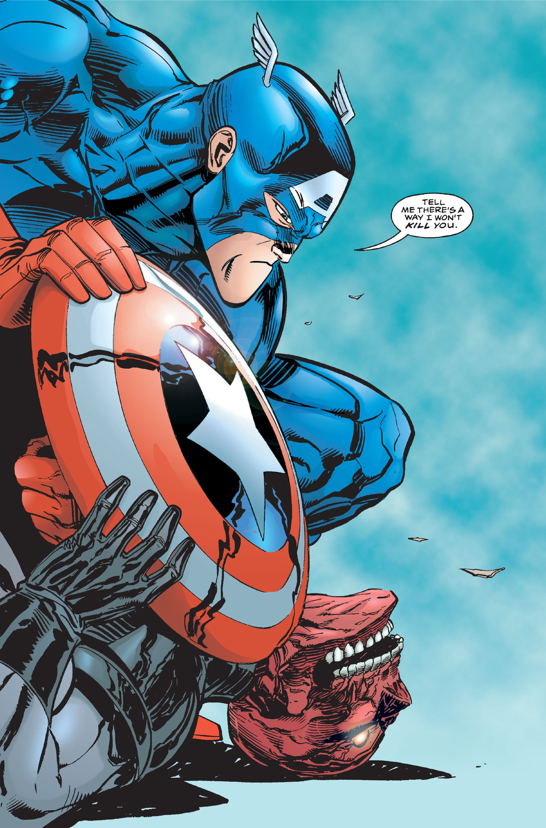 Captain America (1968) Issue #448 #402 - English 31