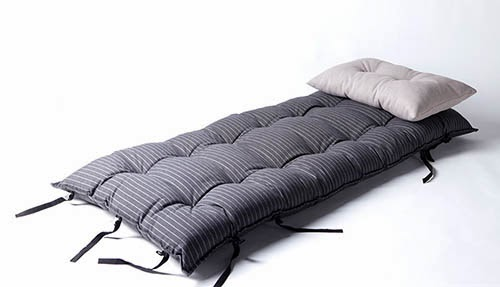 Ted Bed is universal piece of furniture for any room