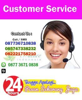 Silahkan Pesan Hubungi