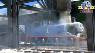Bad troublesome train Thomas n friend's Diesel locomotive Tomy Thomas the tank engine quarry hopper