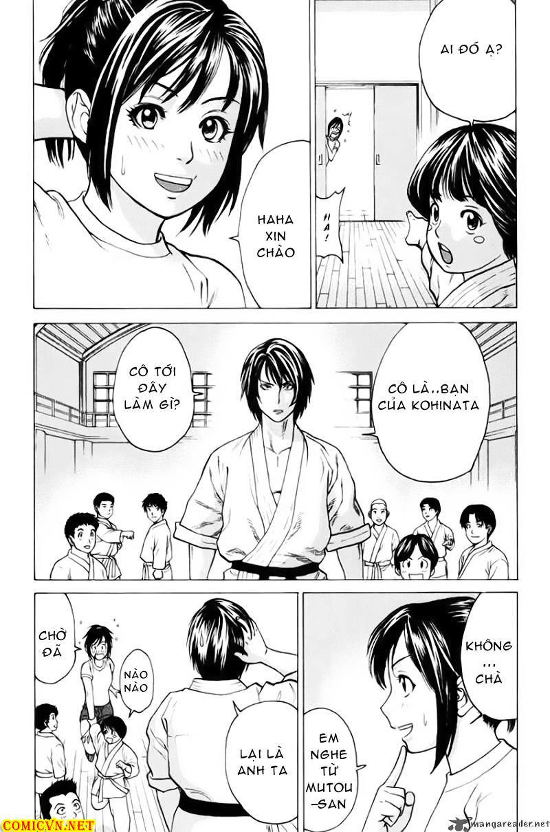 Karate Shoukoushi Kohinata Minoru chap 33 Trang 16