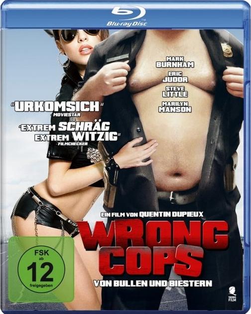 Wrong Cops Torrent Legendado (2015)
