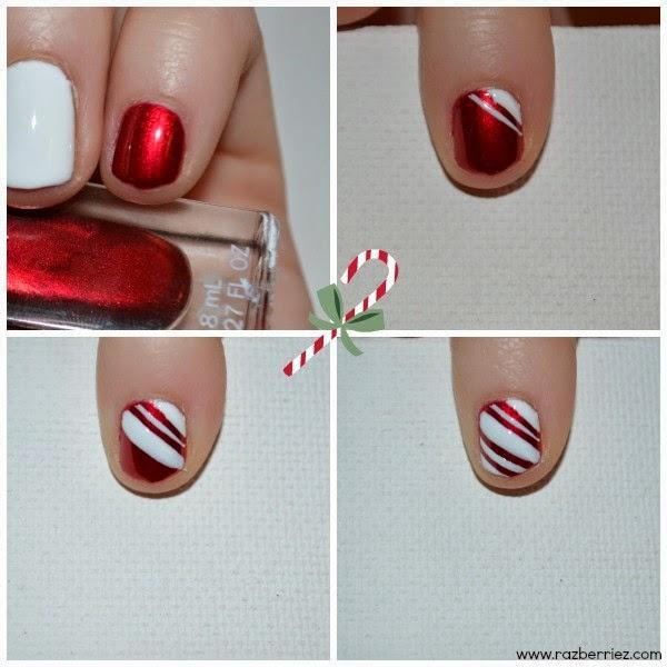 watercolor nail tutorial
