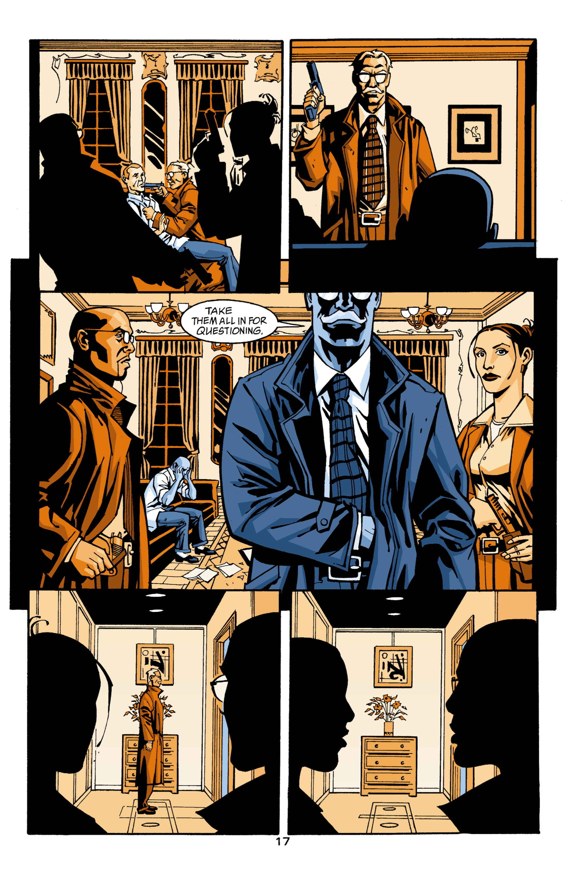 Detective Comics (1937) Issue #742 Page 18
