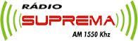 ouvir a Rádio Suprema AM 1550,0 Cacoal RO