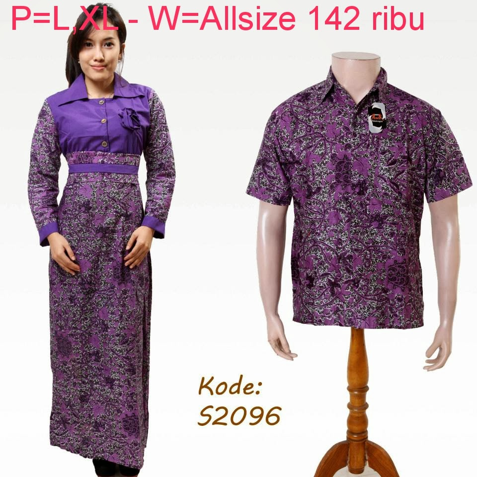 Baju Batik Couple Online