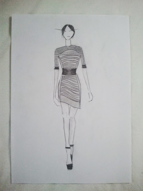 Rysunek żurnalowy 4