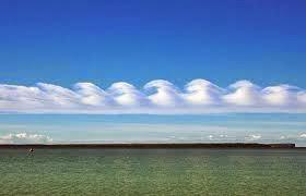 Awan Gelombang Kelvin-Helmholtz
