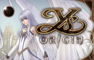 Ys Origin PC Games Logo