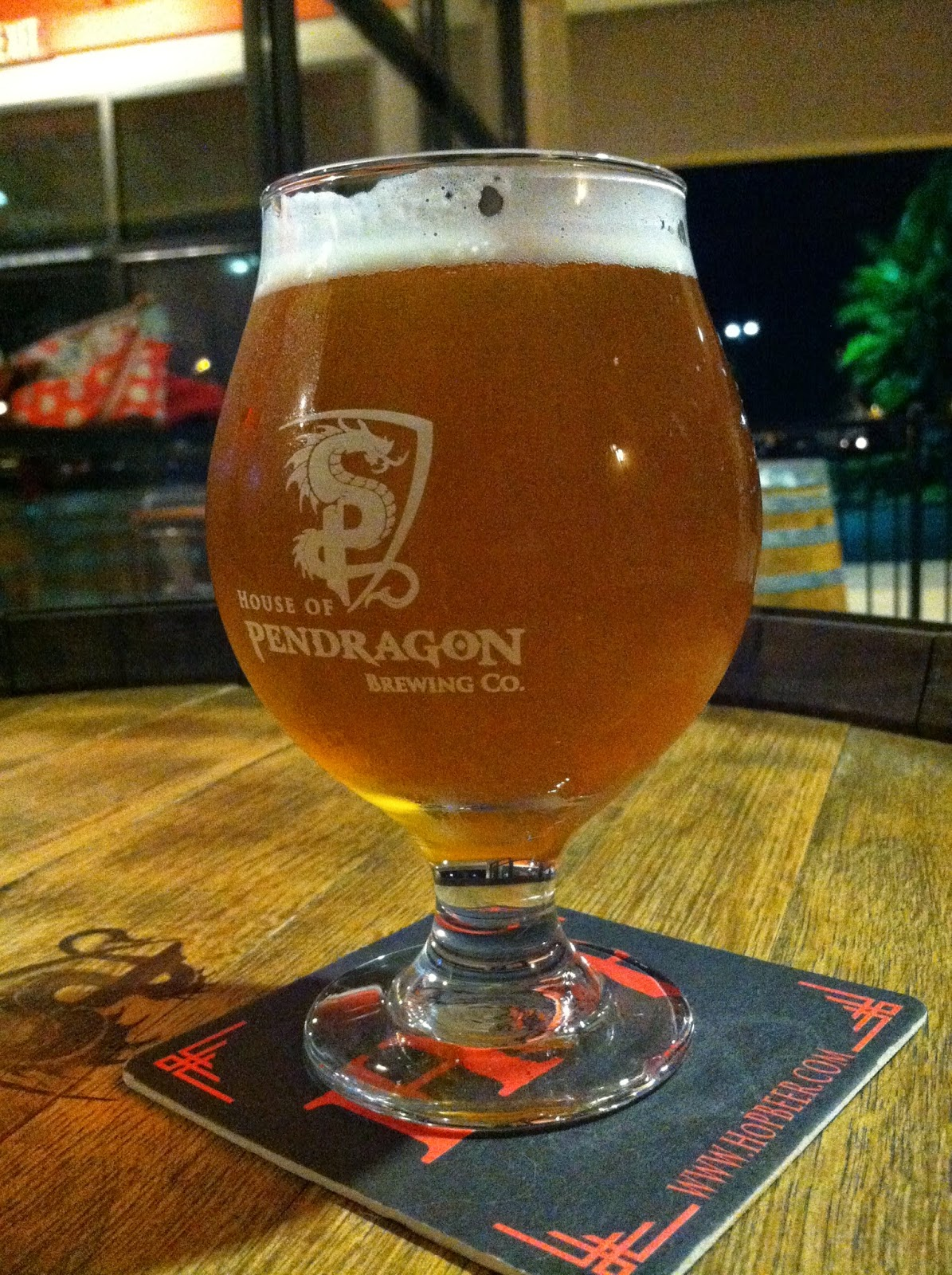 House of Pendragon Imperial Lancelot IPA 1