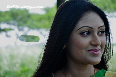 Bangladeshi model and actress Kusum Sikdar