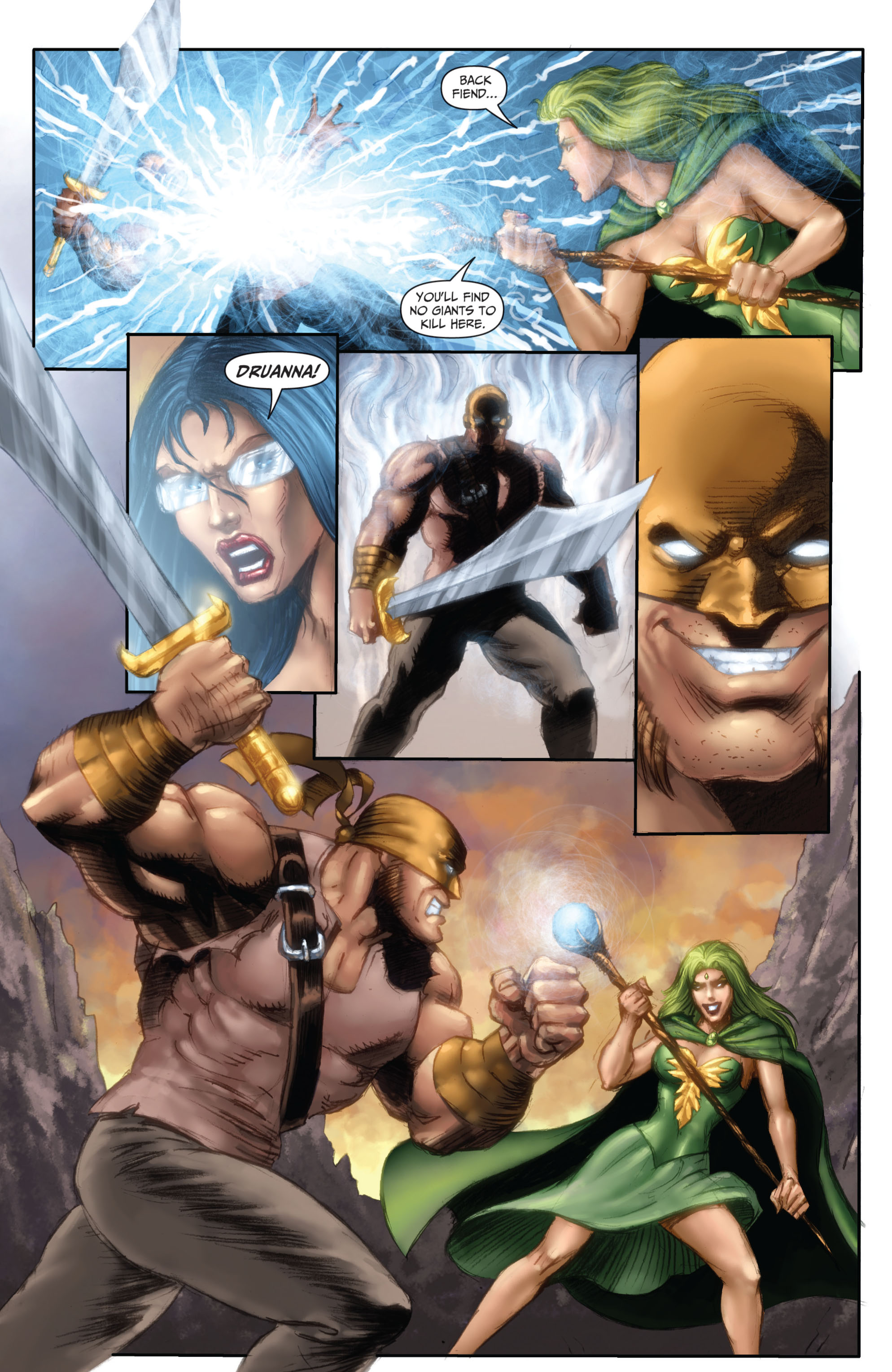 Grimm Fairy Tales (2005) Issue #67 #70 - English 8