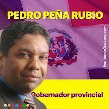 PEÑA RUBIO GOBERNADOR