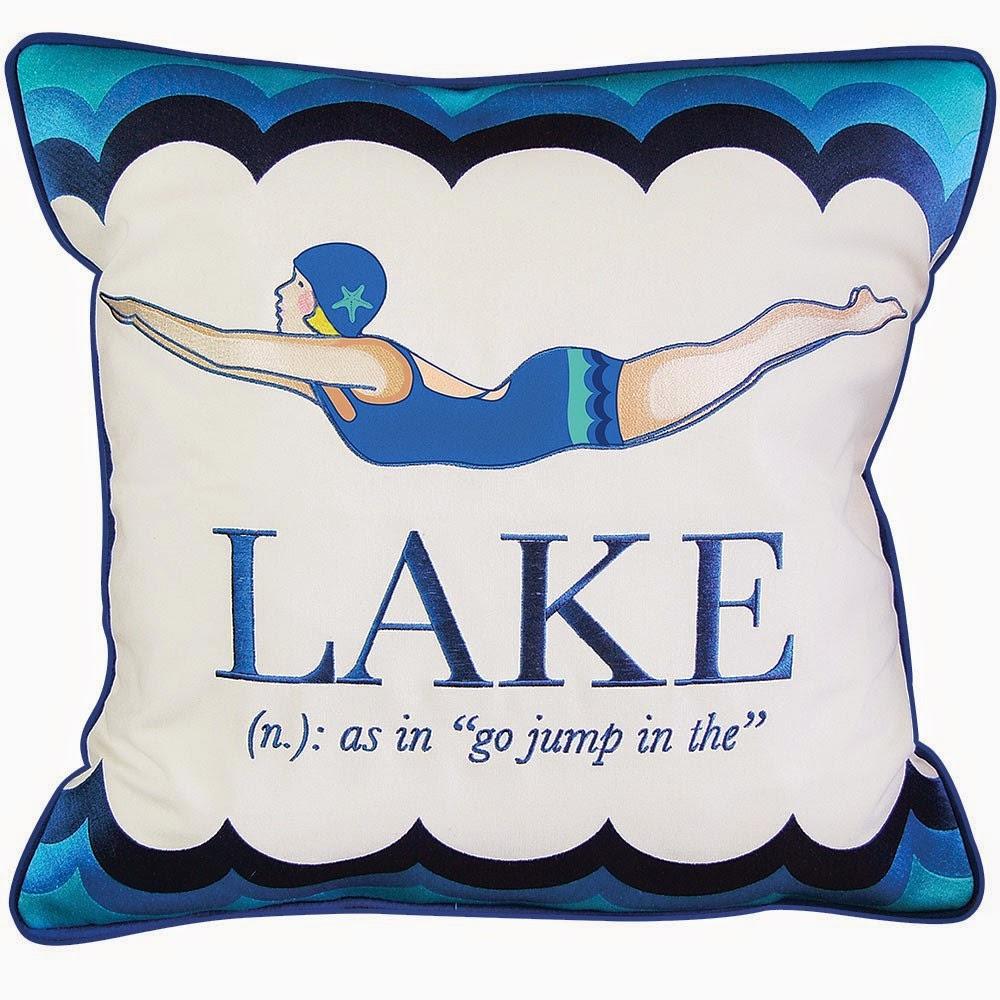 New! Lakeside Living