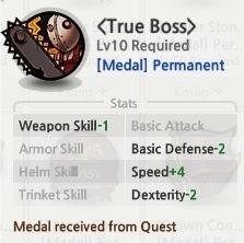 Lost Saga Boss Raid