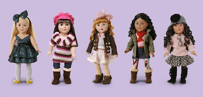 holiday gifts, Dollie & Me, Madame Alexander dolls