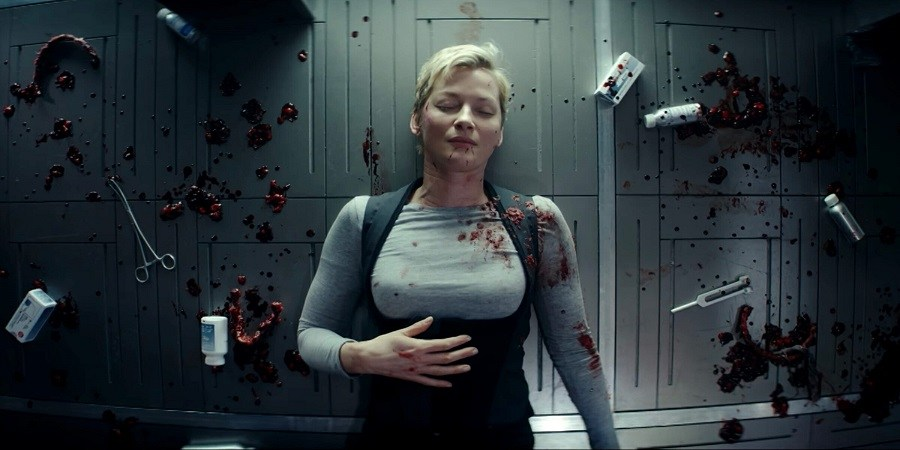 Nightflyers - Legendada 2018 Série 1080p 720p Full HD HD WEB-DL completo Torrent