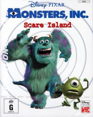 Download Monster Inc: Scare Island