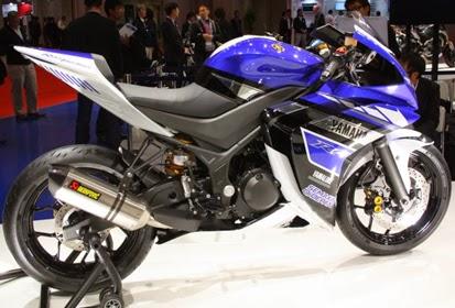 Jual Knalpot Untuk Yamaha R25