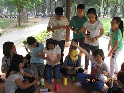 Một buổi offline của Xì Gòn Handmade - CayPhaLe.com