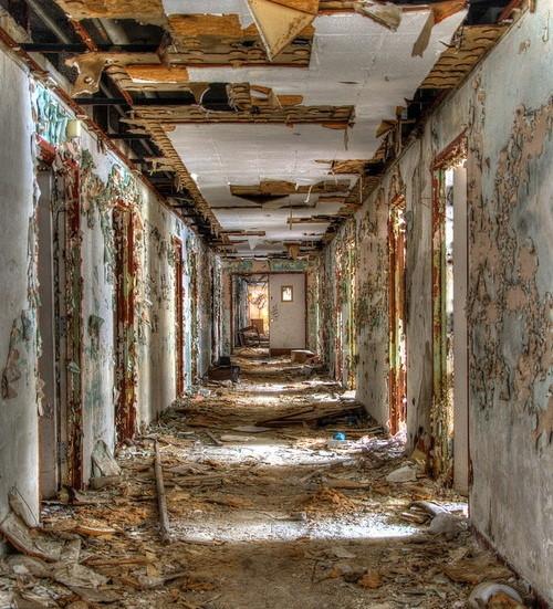 Hippies corridor