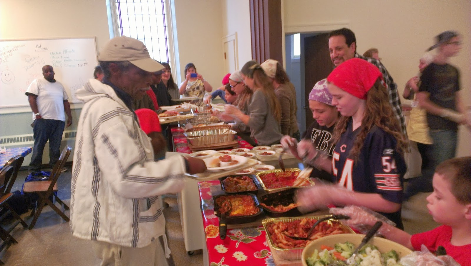 24 clever soup kitchen volunteer that look like a little paradise