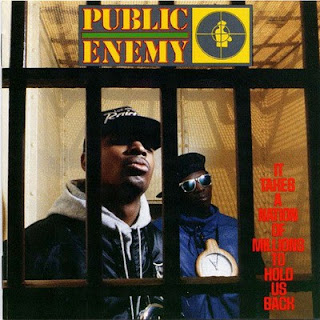 Public Enemy - It Takes A Nation Of Millions To Hold Us Back (1988) Flac