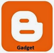 Como inserir um Gadget no blogspot