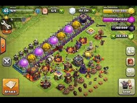 clash of clans new update free download
