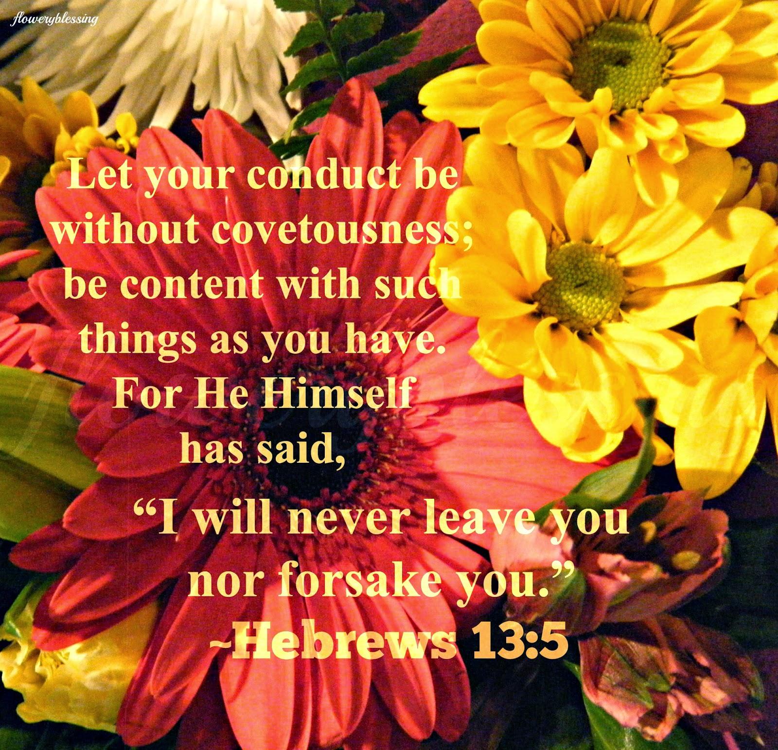 Flowery Blessing: April 2014