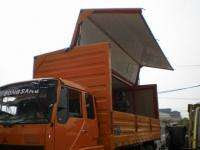 MITSUBISHI FUSO WING BOX KUPU2