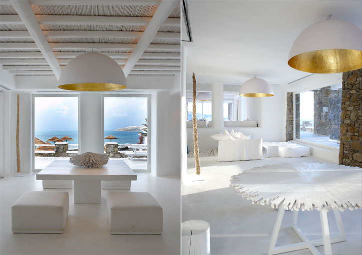 Greek Interior Design Hotel
