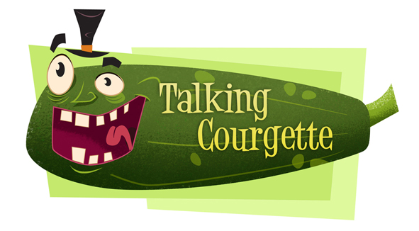 TALKING COURGETTE