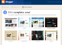 Tutorial Cara Membuat Blog di Blogger