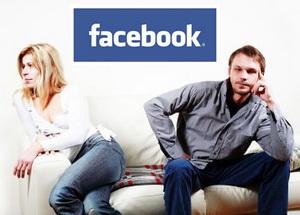 facebook dan perceraian