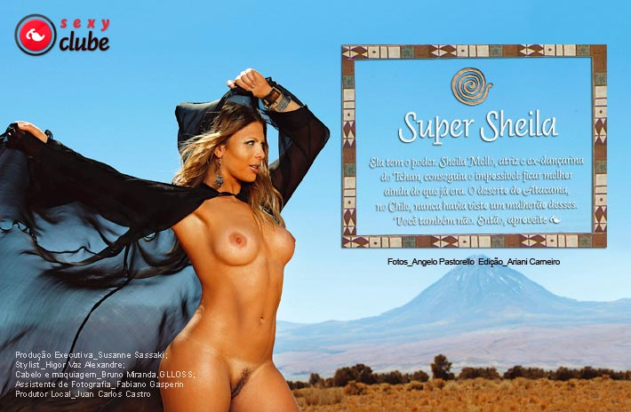 Sheila Mello Revista Sey Novembro Melo Fotos Maravilhosas Dessa