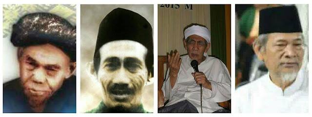 KH Zubair Dahlan Sarang dalam Pandangan KH Abdul Karim Lirboyo