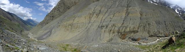 панорама Кармадонского ущелья