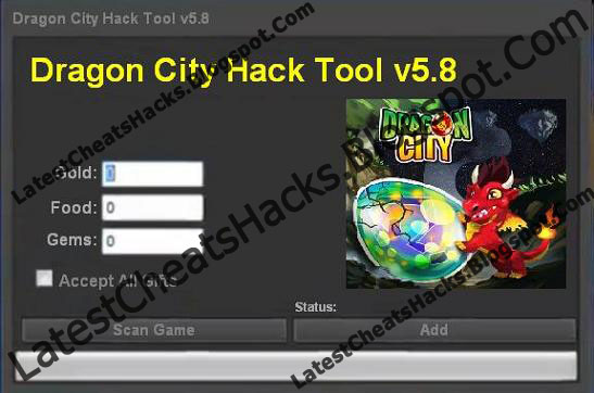 dragon city hack cheat