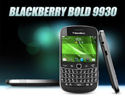 blackberry hero 9930