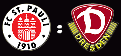 16ª Rodada - St. Pauli x Dynamo Dresden
