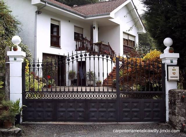 Arquitectura de Casas: Aberturas residenciales: puertas y ventanas.