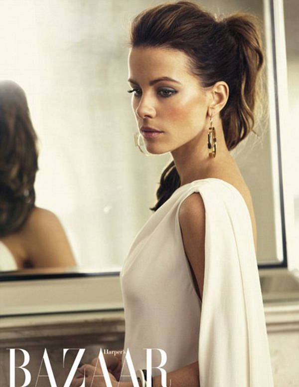 Kate Beckinsale in Ralph Lauren for Harper's Bazaar Arabia, January 2012